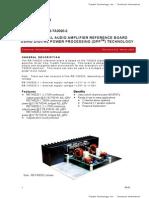 TA3020 Reference Board Datasheet
