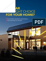 eBook is Solar the Right Choice for Your Home