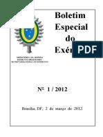 Diretrizes Cmt EX Aperfeicoamento EB