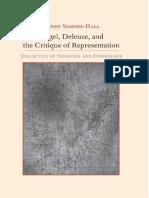 Hegel, Deleuze, and the Critique of Representation.pdf