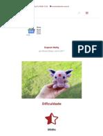 6 páginas - Pokemon espeon