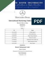 International Marketing Failure