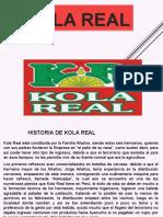 Kola Real Diapositivas Original