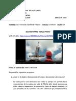 ANALISIS DE VIDEO. YACIMIENTOS