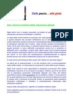 Dalla Paura Alla Gioia PDF