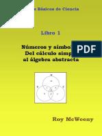 libro1 Números y símbolos Del cálculo simple al algebra abstracta