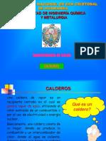 Calderos TC