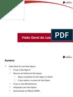 1 - Visão Geral Lean Seis Sigma