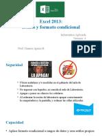 04 Excel 2013 - Estilos y formato condicional Prof. Dennis A. - copia.pptx