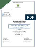 Rapport final Projet Interne