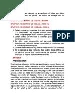 ACTIVIDAD SEMANA 12 - INDICACIONES PARCIAL 2 CORTE