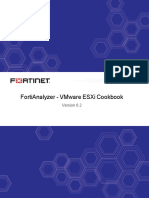 FortiAnalyzer-6.2-VMware_ESXi_Cookbook