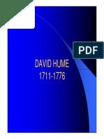 Curso sobre Hume