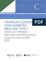 Manual de Formação para Apoio aos Profissionais de Saúde e de Educação