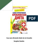 Cea mai eficientă dietă de la Kremlin