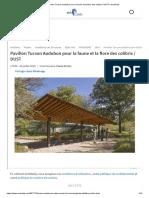 Pavillon Tucson Audubon pour la faune et la flore des colibris _ DUST _ ArchDaily.pdf