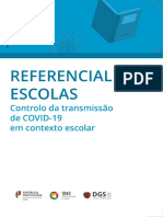 Referencial DGS para as escolas