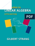 MAT216 Reference Book - Introduction To Linear Algebra - Gilbert Strang - 5th Edition.pdf