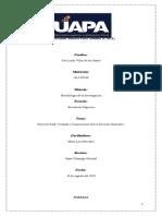 PRACTICA FINAL metodologia  de investigación