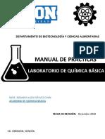 MANUAL LABORATORIO QUIMICA BASICA ITSON