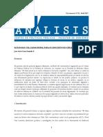 """""""Eutanasia y el clima moral para su discusión en Chile"""" por José de la Cruz Garrido"""