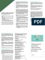 RACGP-Patient-Privacy-Pamphlet