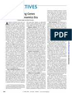 snyder2003 - Defining Genes