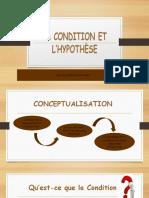 11_l'Hypothese et la Condition_Marmol_Yuleidys