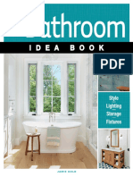 New Bathroom Idea Book (Taunton's Idea Book Series) - Jamie Gold