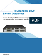 Huawei CloudEngine 8800 Series Switches Data Sheet