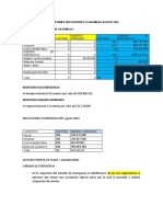 RESUMEN PRESTACIONES ECONOMICAS agosto 2020