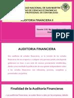 N°1 - AUDITORIA FINANCIERA
