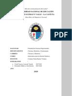 TOMA DE DECISIONES  - EJEMPLO