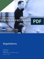CIBC Negotiations