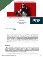 Tradición y transgresión en Rosario Tijeras por Antonio Torres - nº 41 Espéculo (UCM).pdf