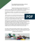 OBSERVACION Y DESCRIPCION DE MI VISITA AL HOGAR COMUNITARIO  MUNDO DE SUEÑOS