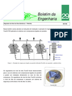 Be29 - Regulador de nível de óleo eletrônico - TRAXOIL