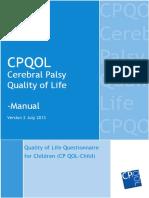 CPQOL-Child-manual