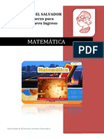 Matemática Tema 16 Identidades Trigonométricas Versión pdf