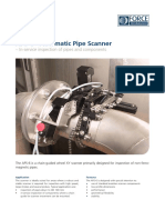 APS6 Automated Pipe Scanner