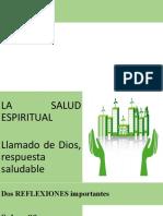 SALUD ESPIRITUAL Y FÍSICA