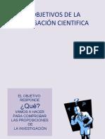 5. LOS OBJETIVOS DE LA INVESTIGACIÓN CIENTIFICA.ppt