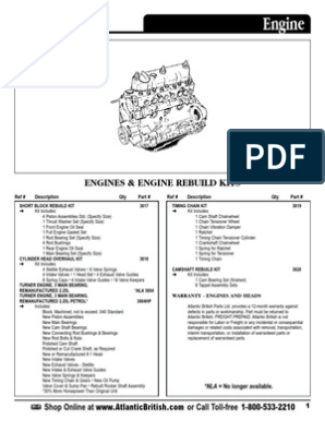 LRS2007_Parts_Catalog | Carburetor | Throttle