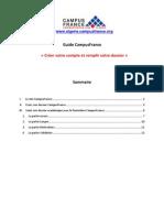 Mon Guide Campusfrance - 1ere Partie