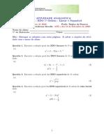 Lista 1A - Exercícios - EDO 1° Ordem Linear e Separável.pdf