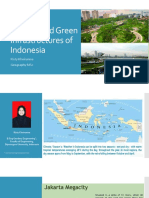 Climate and Green Infrastructures of Indonesia (1)