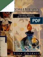 Chidell Lisa - Aromaterapia - La Guia Definitiva De Los Aceites Esenciales.pdf