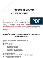 4.PLANIFICACIÓN DE VENTAS