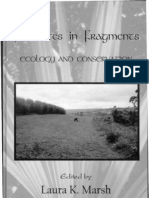 Relationships  between characteristics of forest fragments and howler monkeys (Alouatta palliata mexicana) in southern Veracruz, México
