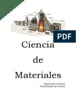 MIQ - Ciencia de Materiales - Ingeniería Química